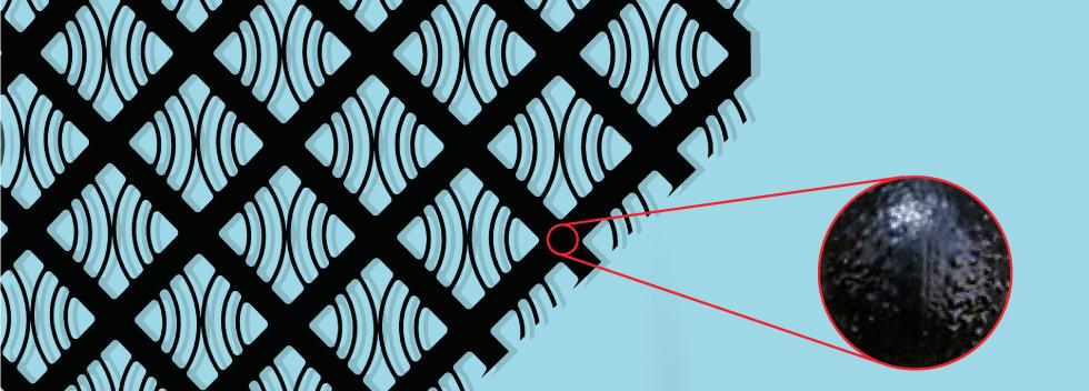 mesh-texture